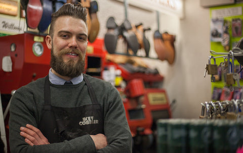 Where to spend LD£: Meet Chris from the Key Cobbler in Kendal