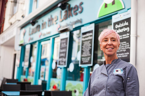 Meet Laura, owner of Laura in the Lakes, Keswick
