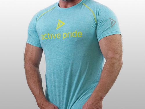 Masculine Colour - Aqua Fun Tee