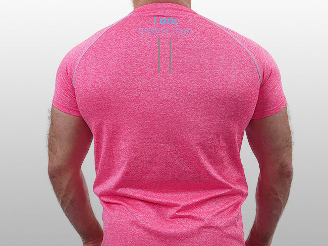 Masculine Colour - Hot Pink Tee