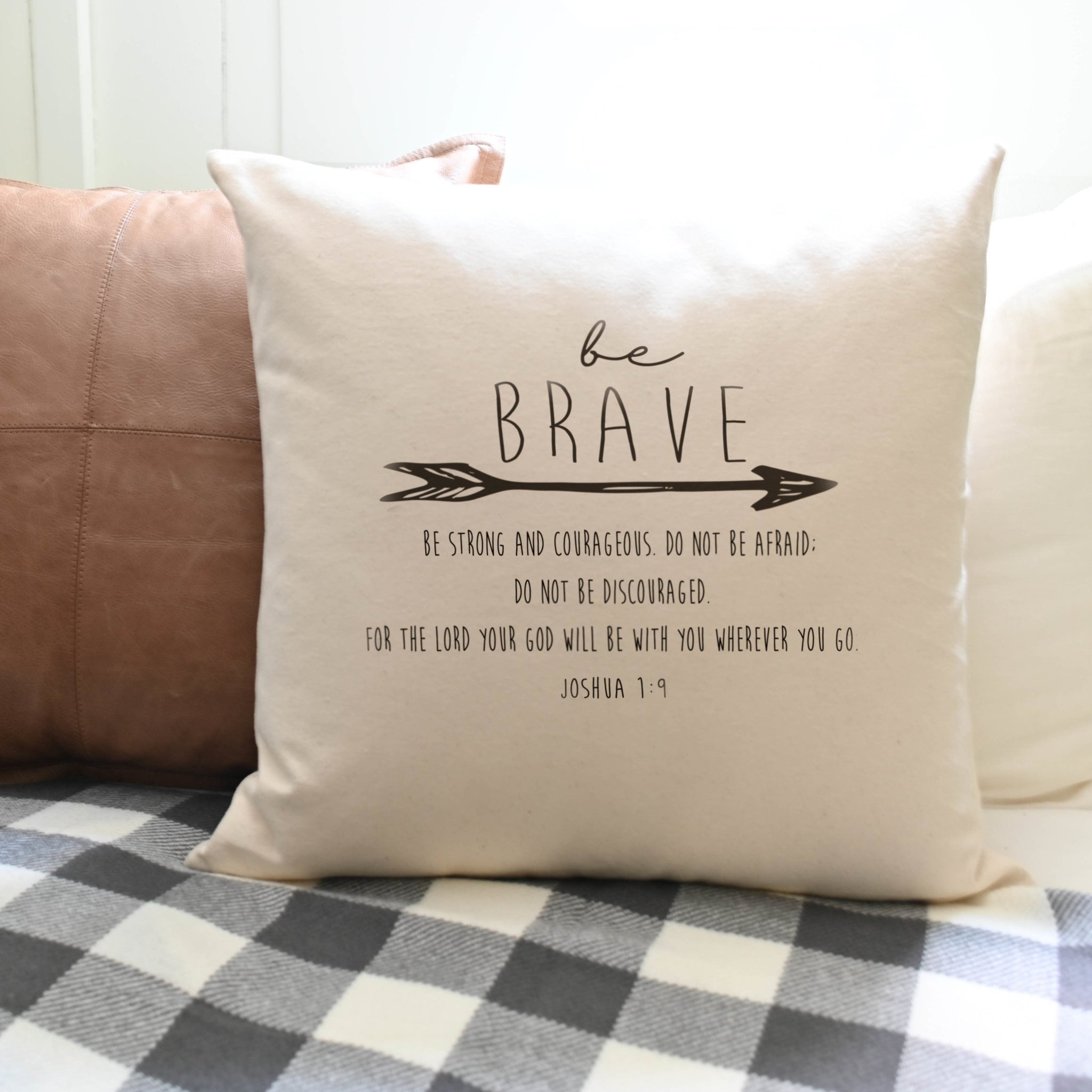 Be Brave | Pillow