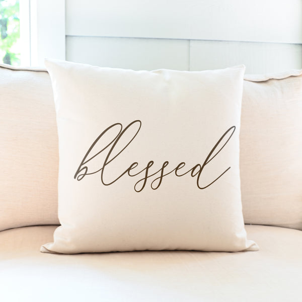 Blessed | Pillow