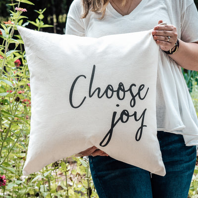 Choose Joy | Pillow