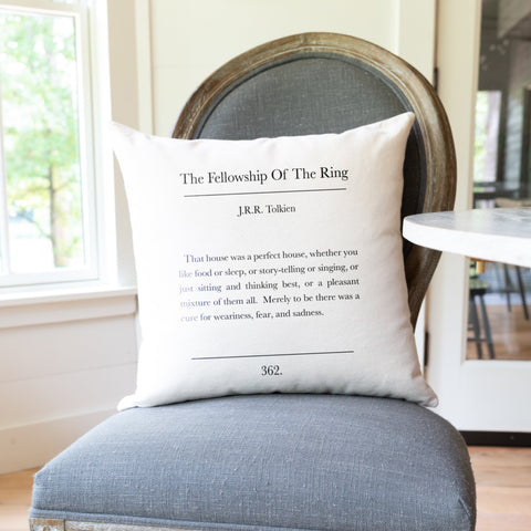 The Fellowship Of The Ring | Pillow