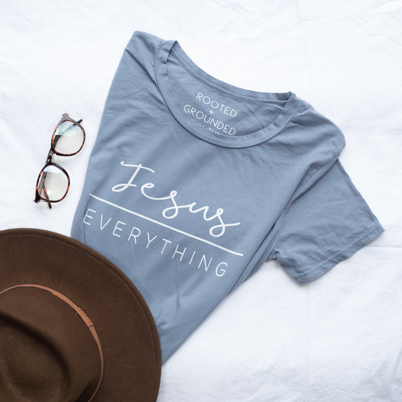 Jesus Over Everything Tee Shirt
