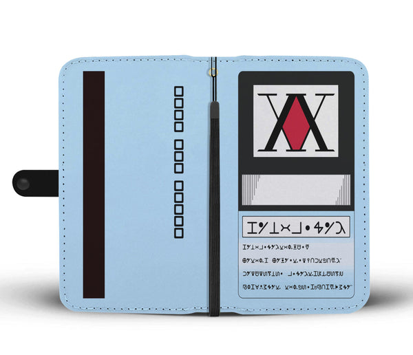 Hunter X Hunter License Wallet Phone Case