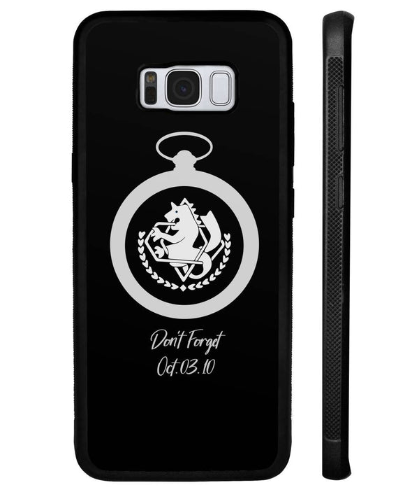 Don't Forget FMA Hard Phone Case