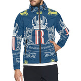 Rosalia's Treasures Royale All Over Print Windbreaker for Men (Model H23)