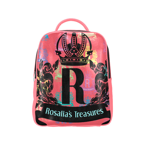 Rosalia's Treasures Internationale Popular Backpack (Model 1622)