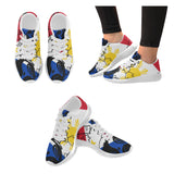 """Zombie Moodlins Philippines"" Sneakers"