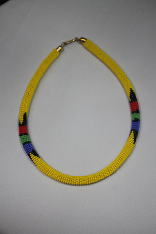 """Afrika Sana"" Neckless"