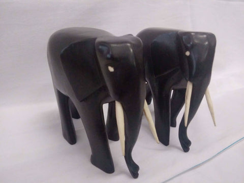 Elephant ebony wood