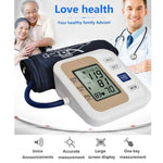 Arm Blood Pressure Monitor Digital LCD