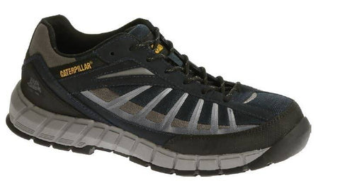 CATERPILLAR STEEL TOE SHOES