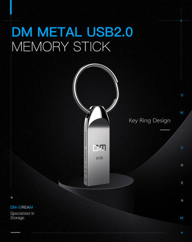 32GB DM PD086 USB 2.0 FLASH DISK