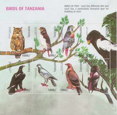 Tanzania Stamps for Philately