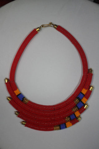 """Africa Sana"" Neckless"