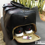 Travel Leather Bag