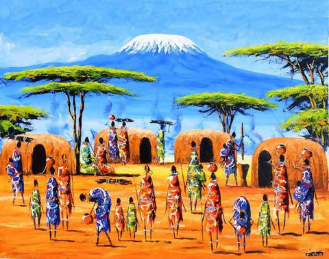 Union Village- TingaTinga Arts
