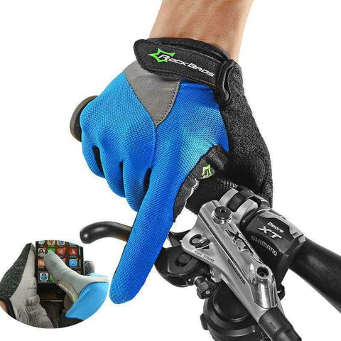 Fiets Handschoenen - Grip - Comfortabel - Touch Screen