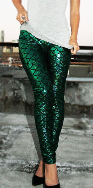 Mermaid Spell Legs - whimsyandever