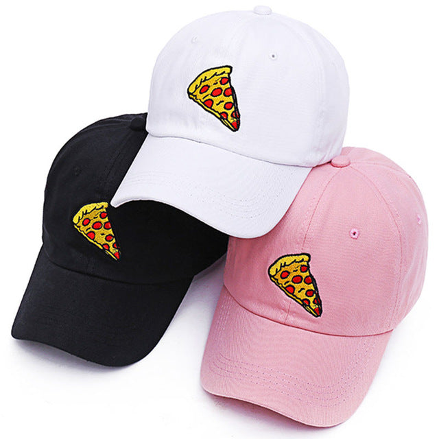 My Pizza Slice Baseball Cap - whimsyandever