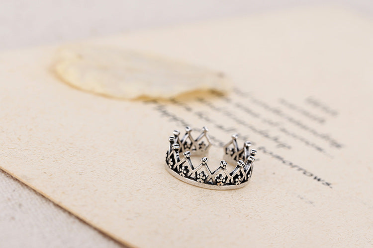 Imperial Crown Ring - whimsyandever
