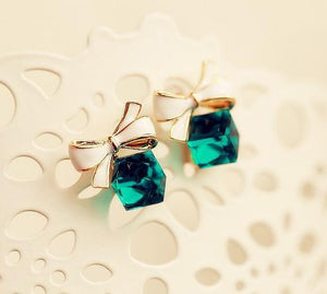 Ocean View Studs - whimsyandever
