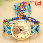 Handmade Dreamcatcher Bohemian Watch - whimsyandever