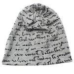 All Your Love Letters Beanie - whimsyandever