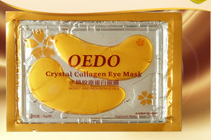 Fountain of Youth Golden Eye Mask - whimsyandever
