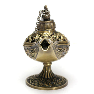 Arabian Genie Lamp Decoration - whimsyandever