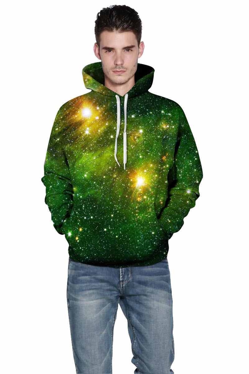Intergalactical Light Hoodie - whimsyandever