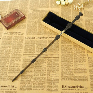 Dumbledor Magic Wand - whimsyandever