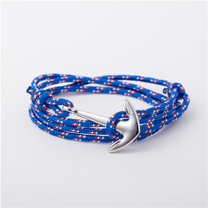 My Anchor Bracelet - whimsyandever