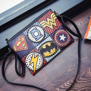Marvel At Me Clutch - whimsyandever