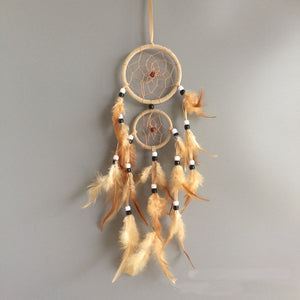 Sphinx Feather Dreamcatcher - whimsyandever