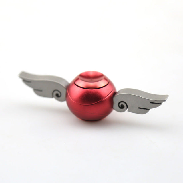 Potter Snitch Fidget Spinner - whimsyandever