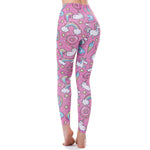 Unicorn Dancing Queen Leggings - whimsyandever