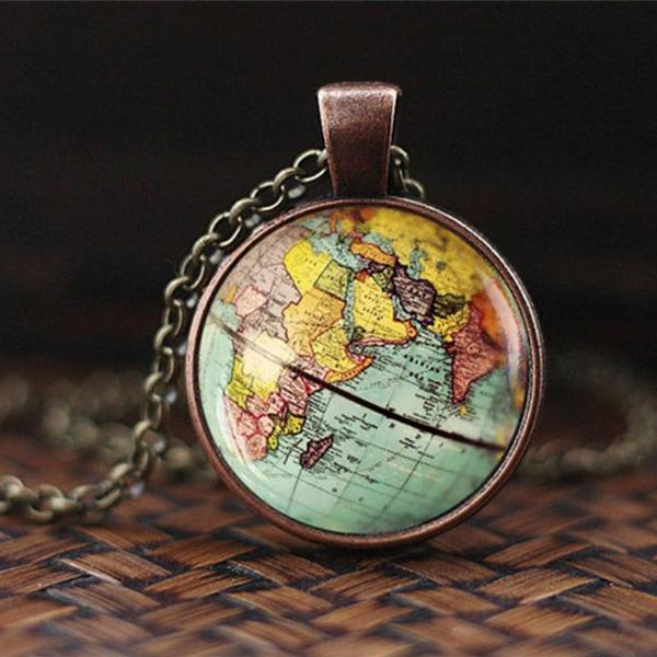 Earthland Wanderer Necklace - whimsyandever