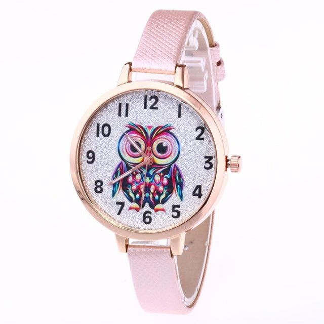 Frazzled Owl Watch - whimsyandever