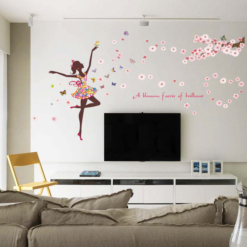 Fairy Dance Wall Art - whimsyandever