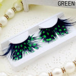 Phoenix Feather Lashes - whimsyandever