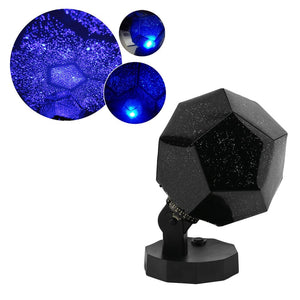 Celestial Sky Projector Lamp - whimsyandever