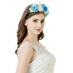 Bohemian Fairy Flower Crown - whimsyandever