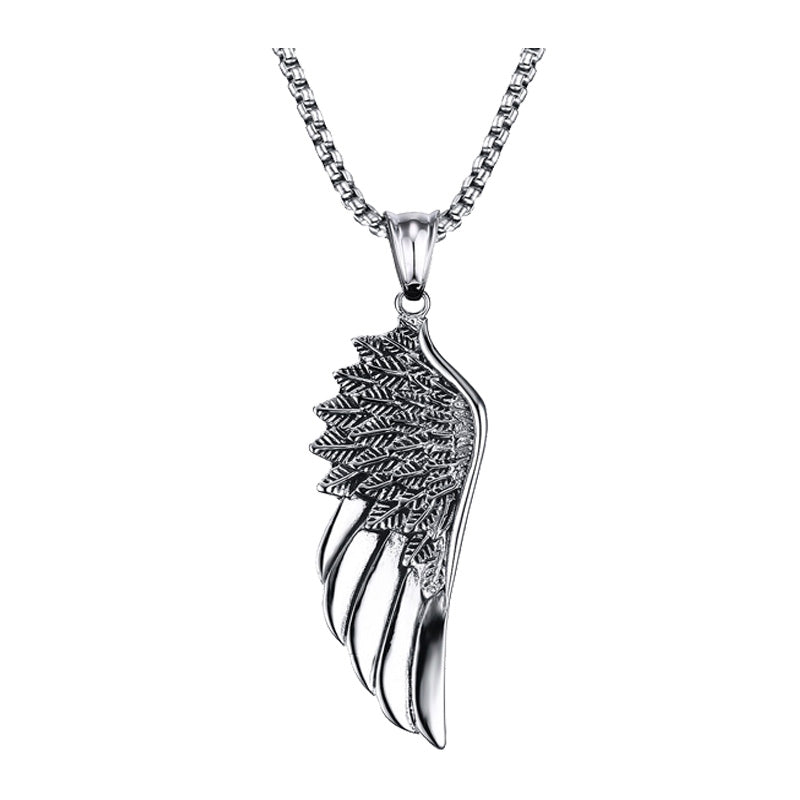 Fallen Angel Necklace - whimsyandever