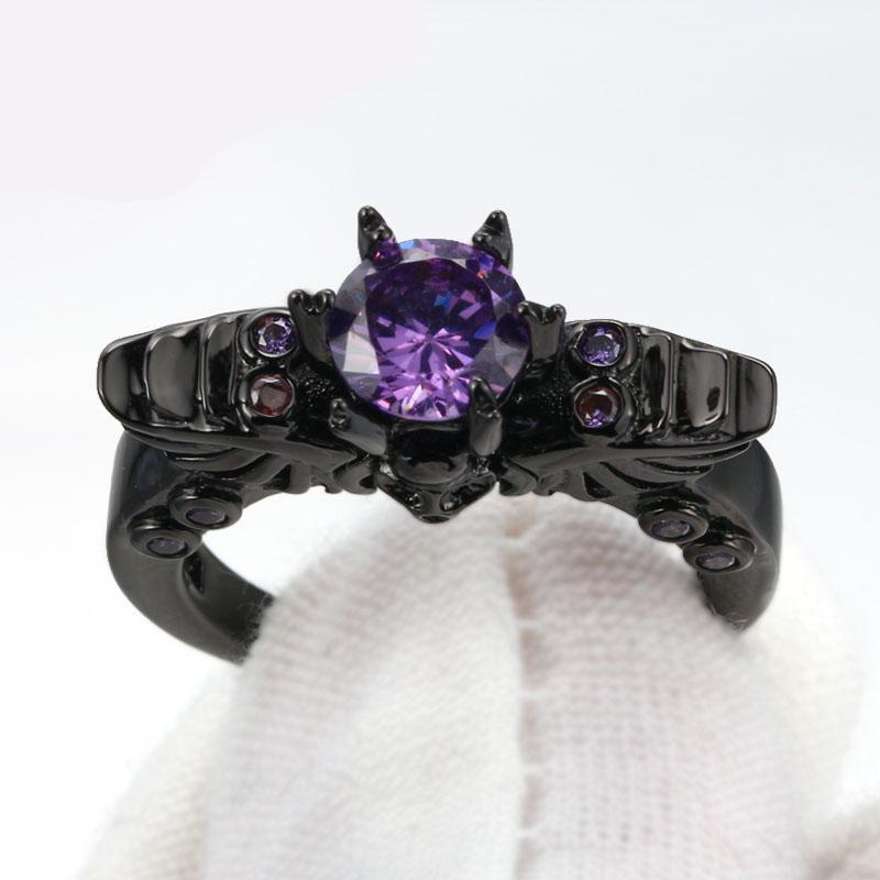 Dark Angel Ring - whimsyandever