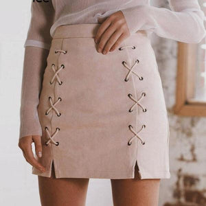 Castle Princess Lace Up Skirt - whimsyandever