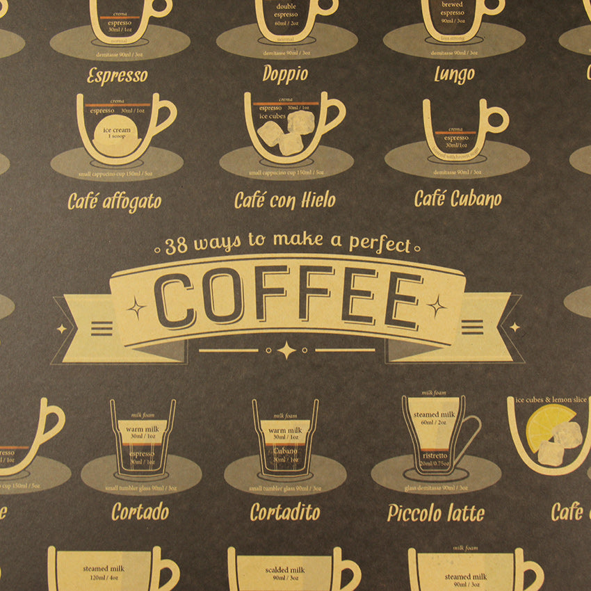 Muggle Brew Coffee Poster - whimsyandever