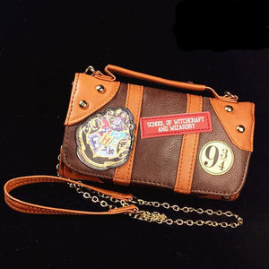 Potter Mini Satchel - whimsyandever